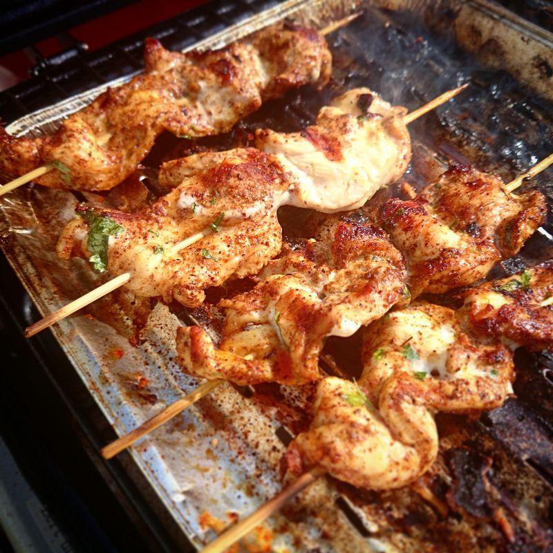 restaurant day - grillowanie