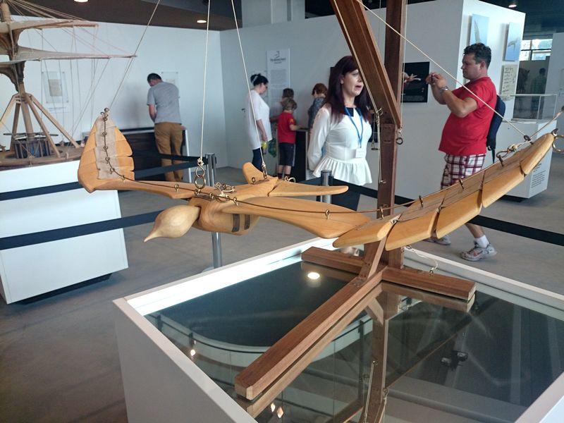 centrum da Vinci