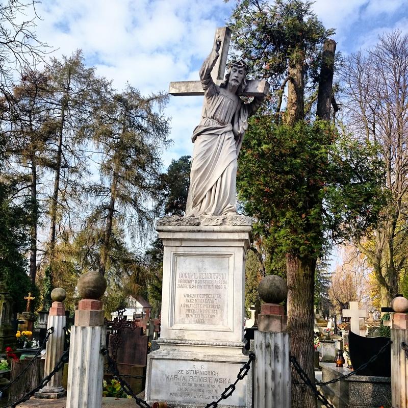 Cmentarz Stary w Kielcach