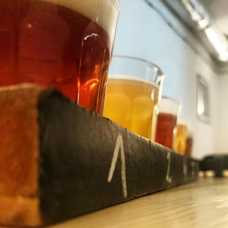 craft beer pub