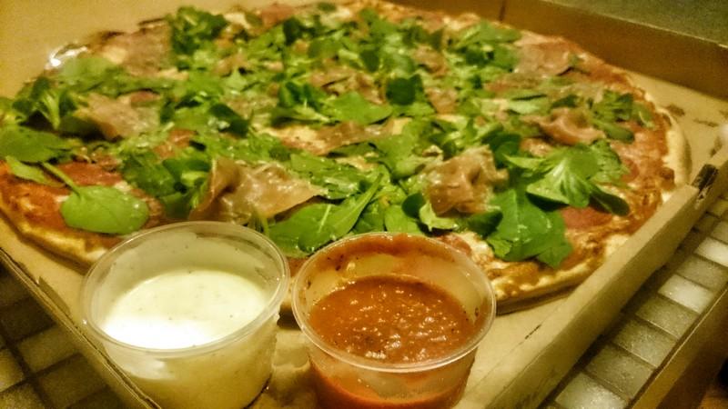 się kręci pizza