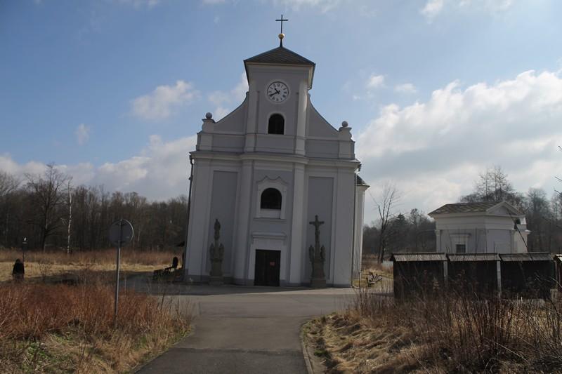 Krzywy Kościół Karvina