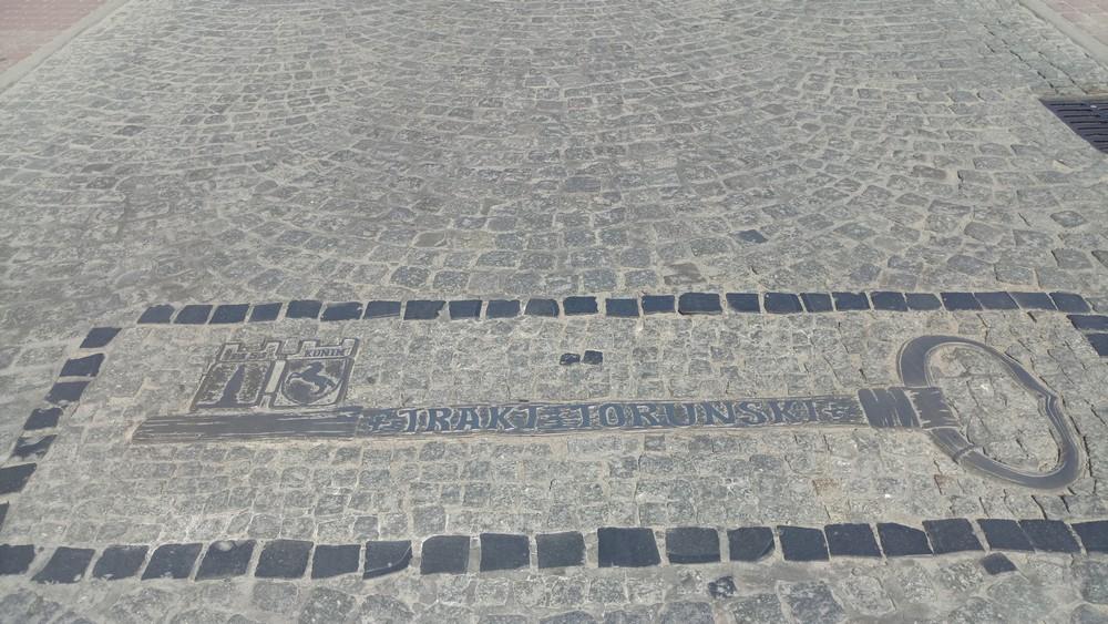 Konin - najstarszy znak w Polsce
