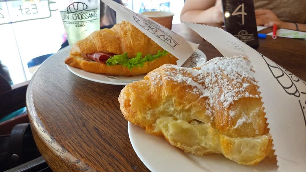Lviv croissants - Lwów