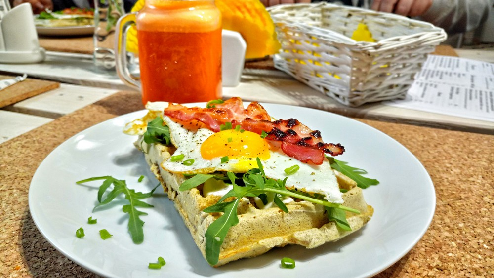 Pozdrowienia Bistro - śniadanie