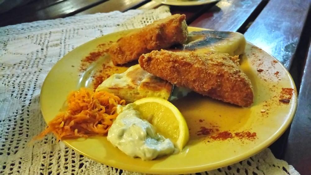 Karczma Guča - Kuchnia serbska