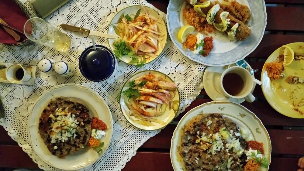 Karczma Guca - kuchnia serbska