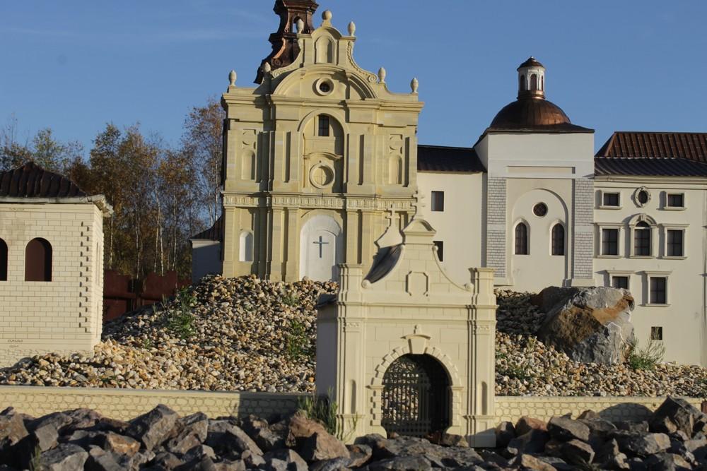 Park miniatur - świętokrzyskie