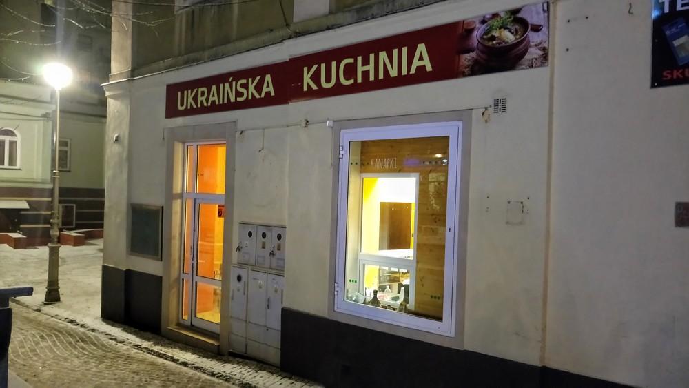 Kuchnia Ukraińska Kielce
