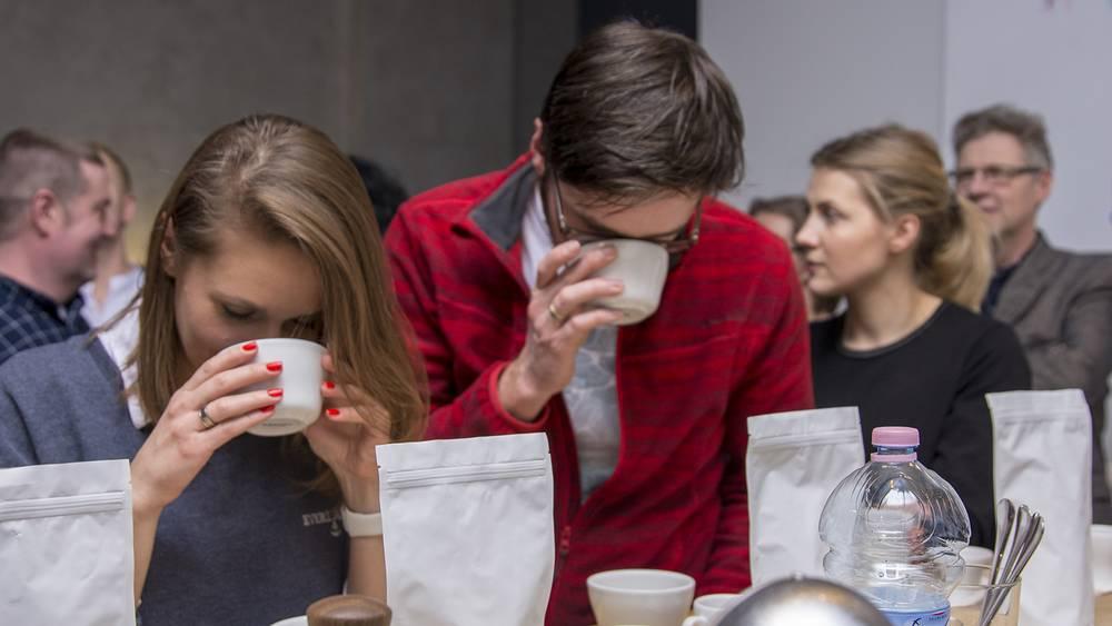 Pierwszy kielecki cupping