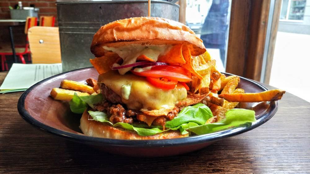 burger&co special burger