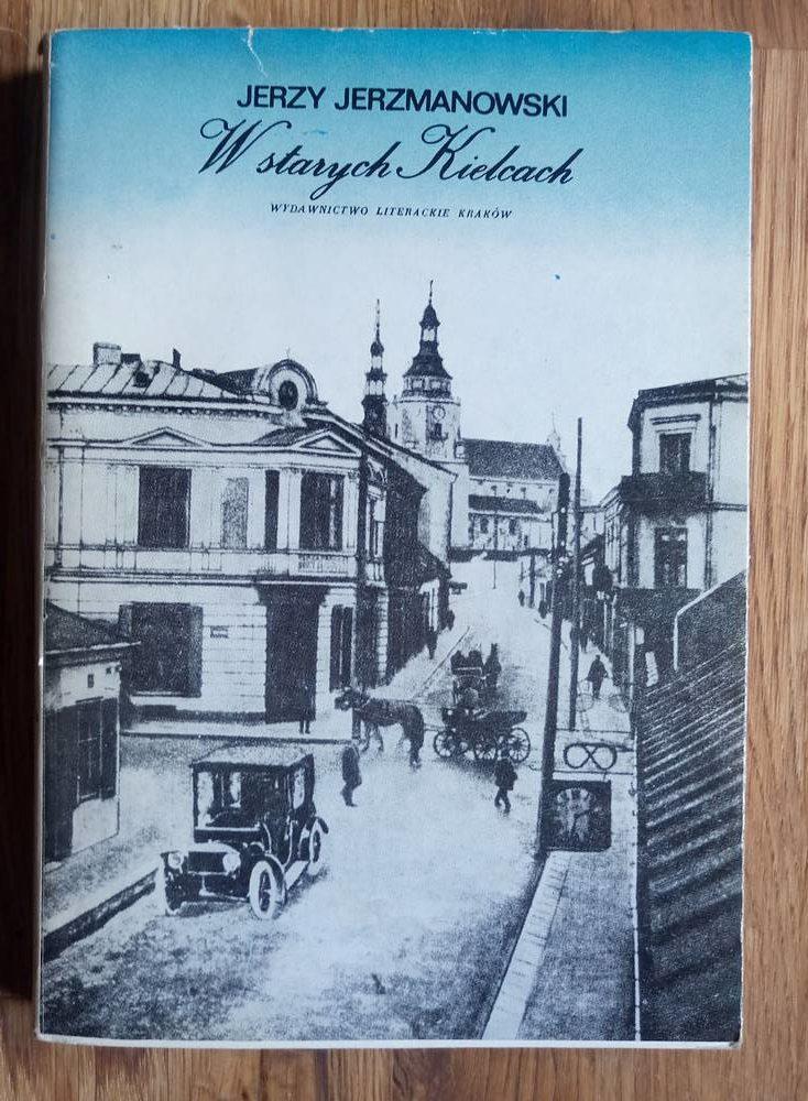 Książki o Kielcach