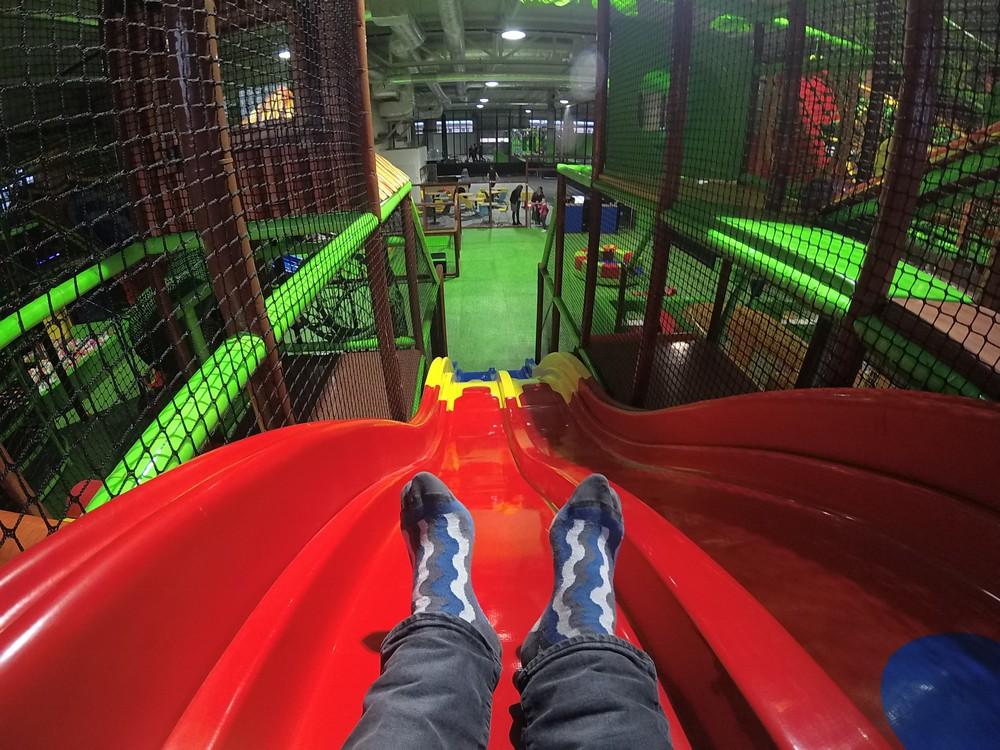 FlySky park rozrywki Kielce - trampoliny