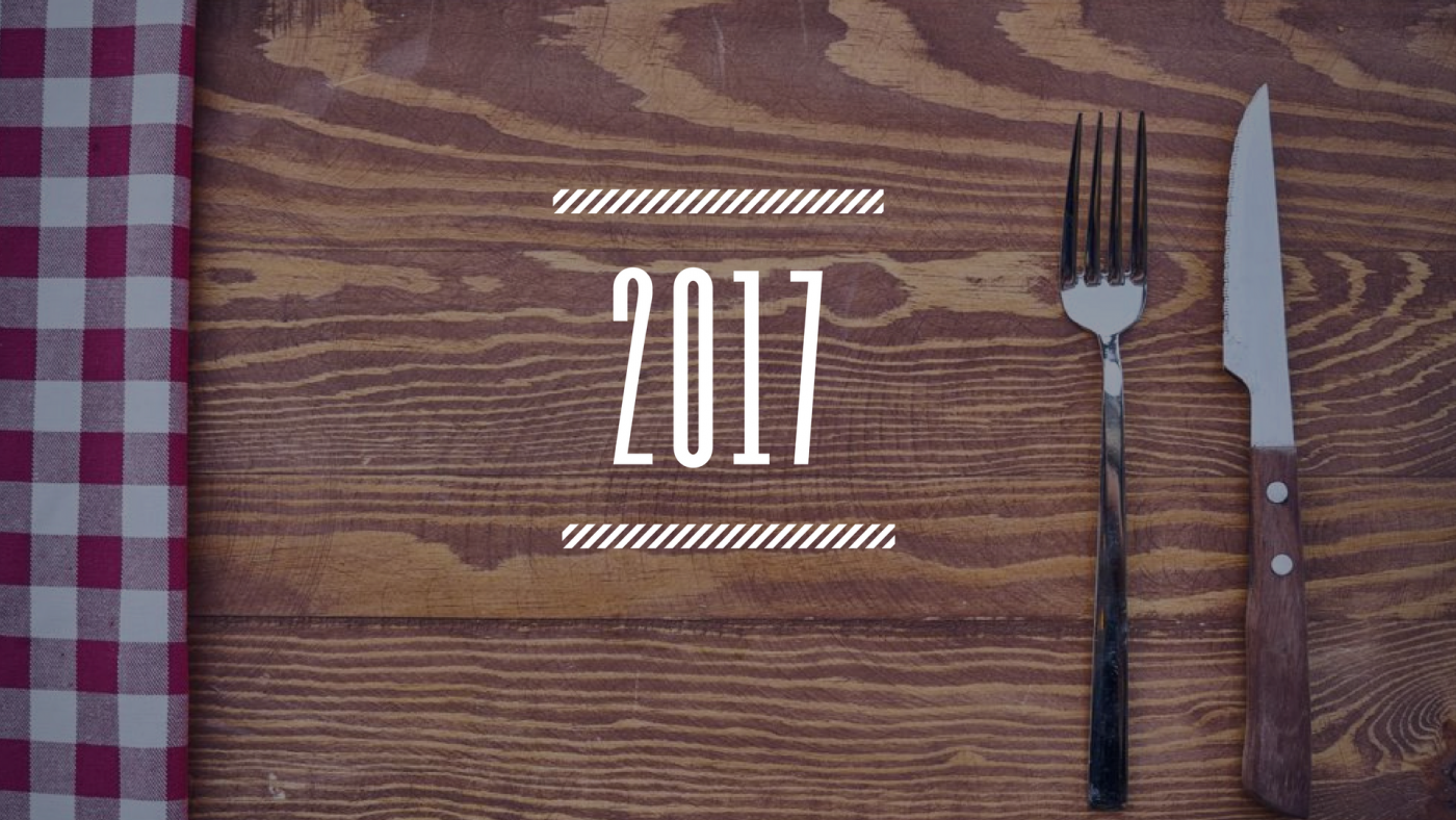Odkrycia kulinarne 2017