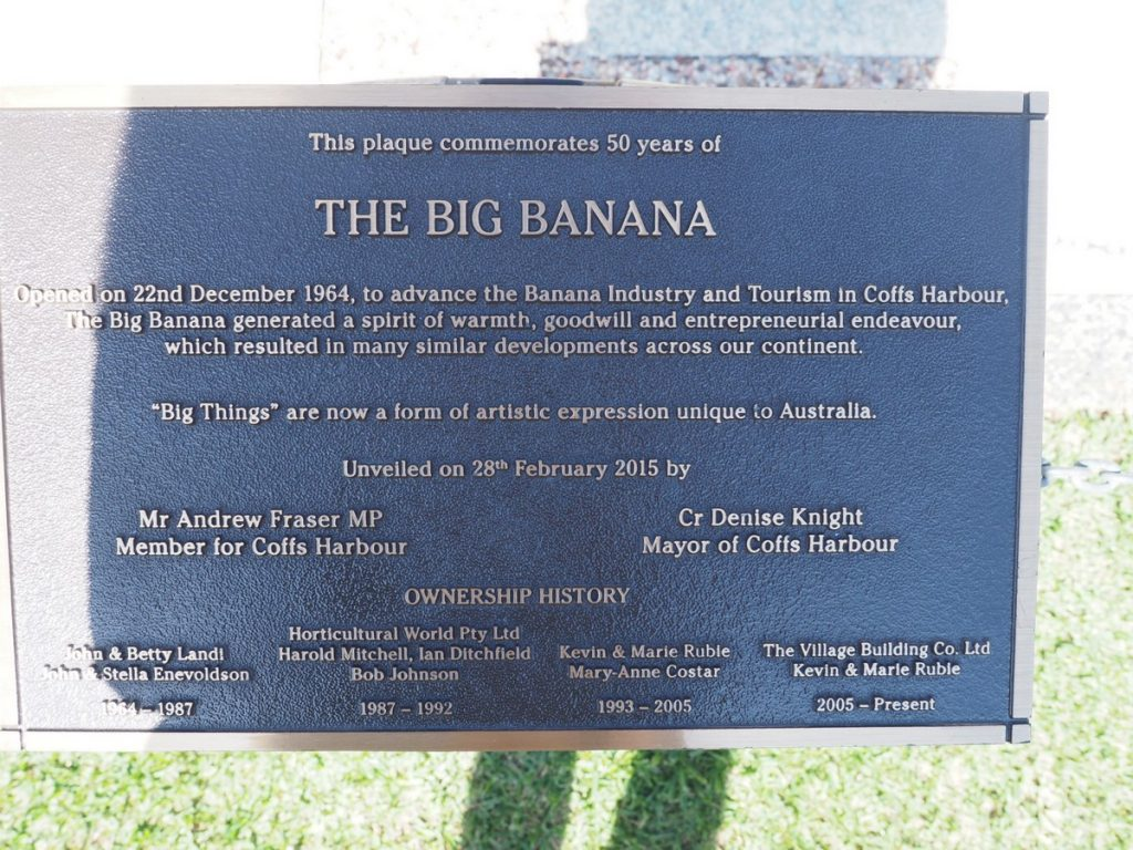 Big Banana - Coffs Harbour