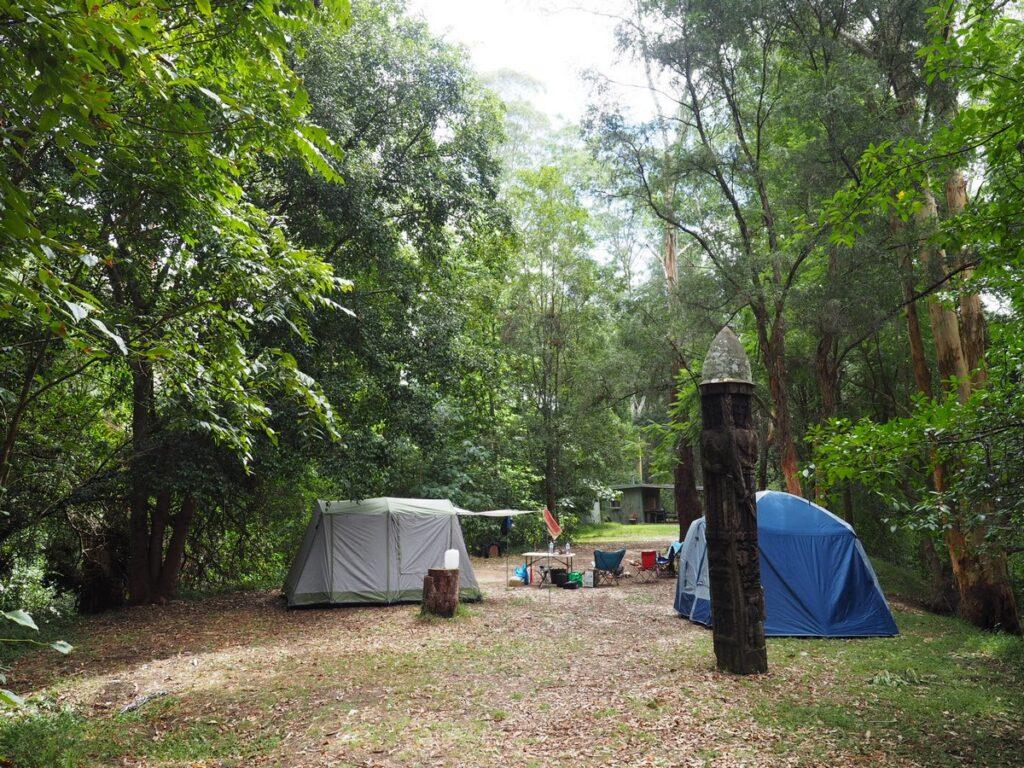 Bielany kemping - Australia