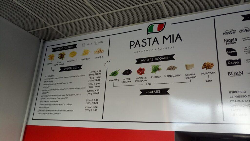 Pasta Mia - Kielce