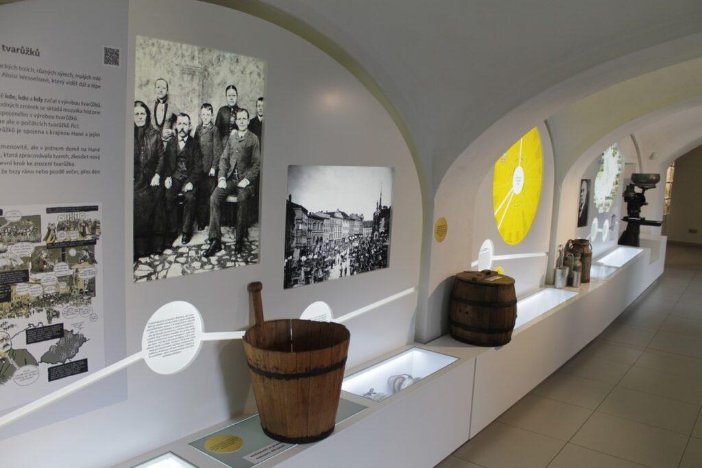 Muzeum twarożków - Muzeum serków ołomunieckich