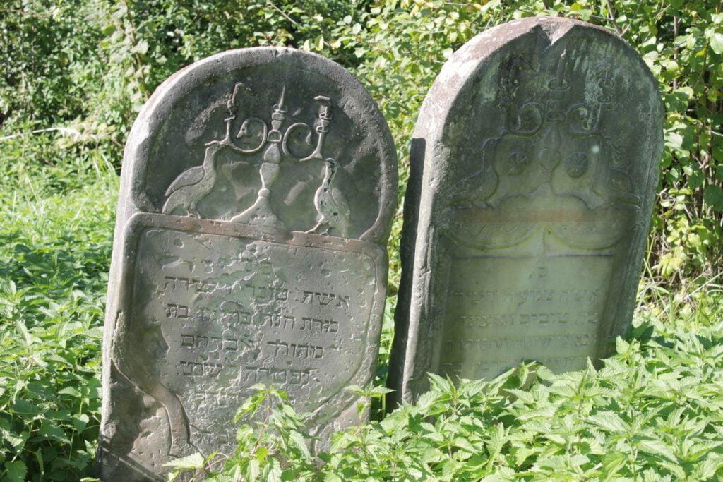 Bodzentyn - cmentarz żydowski