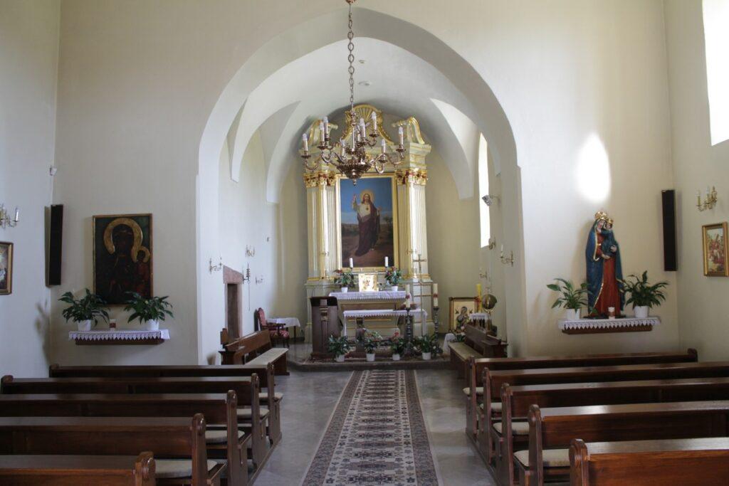Bodzentyn - kościół św. Ducha