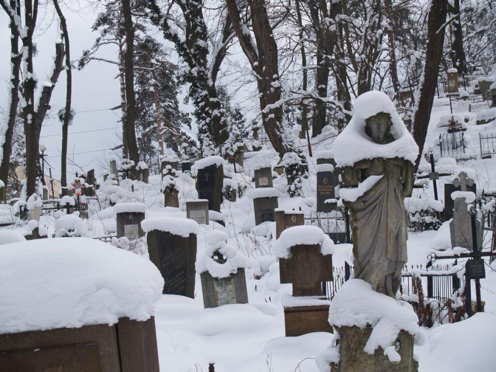 Cmentarz Łyczakowski i Orląt Lwowskich