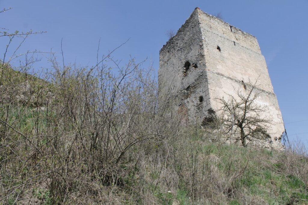 Wieża w Tudorowie