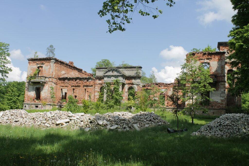 Pałac w Lasocinie