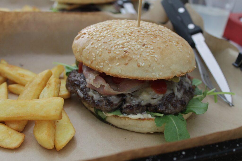 The FranKos Burger