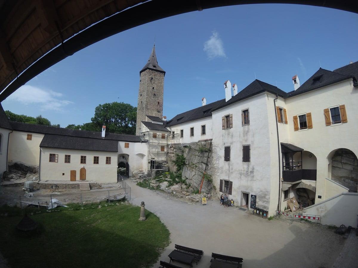 Zamek Rostejn