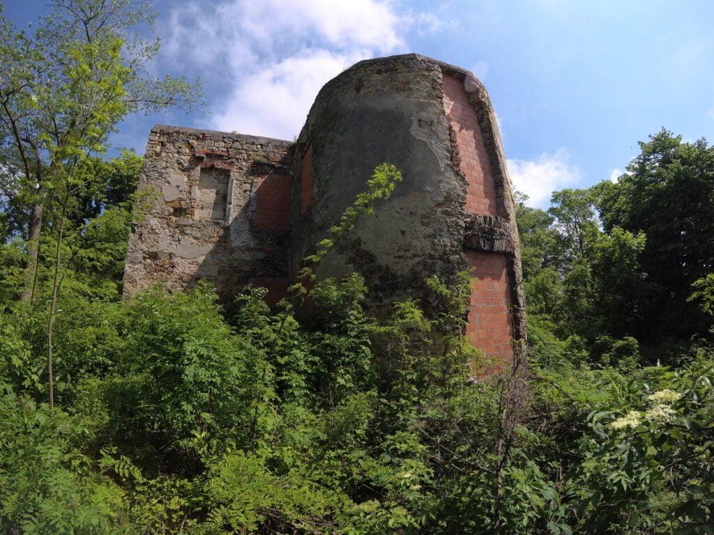 Dwór w Bolminie