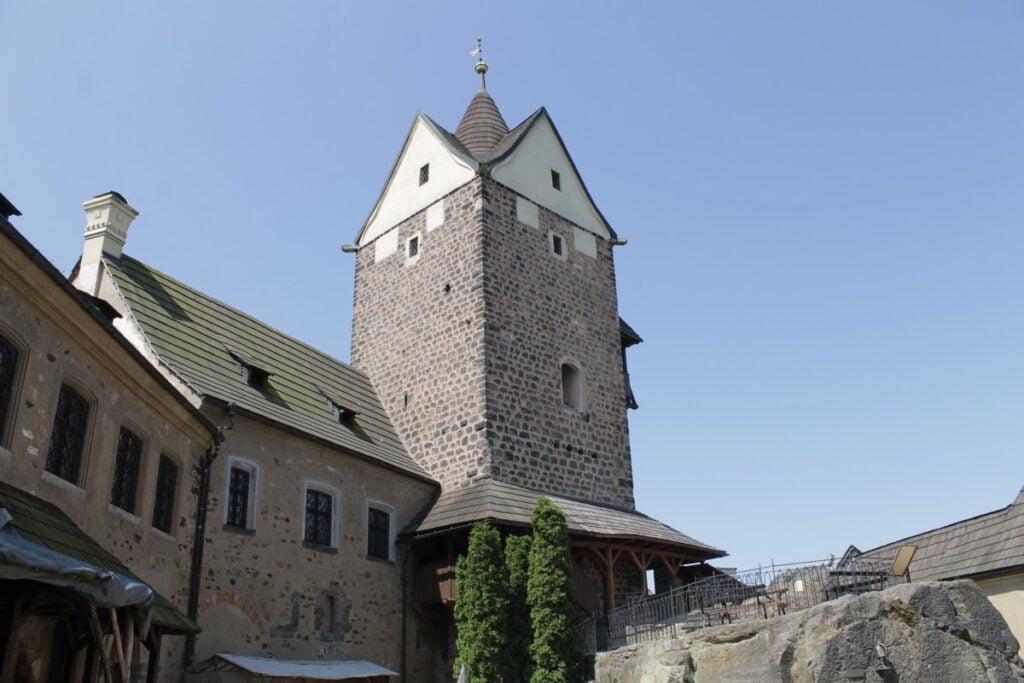 Zamek Loket