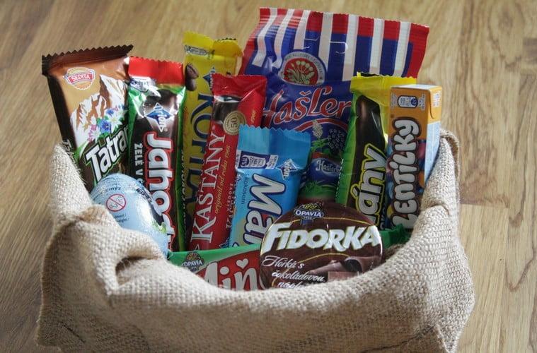 czeskie słodycze