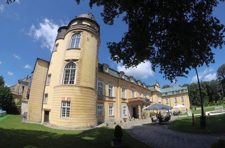 Pałac Żelazno