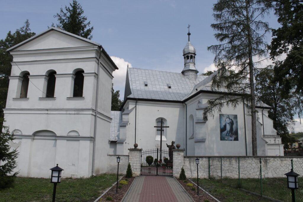 Sobków - kościół