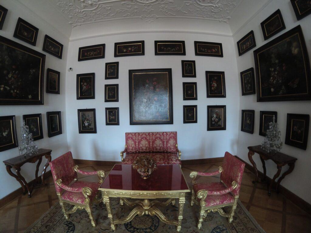 Zamek Nachod