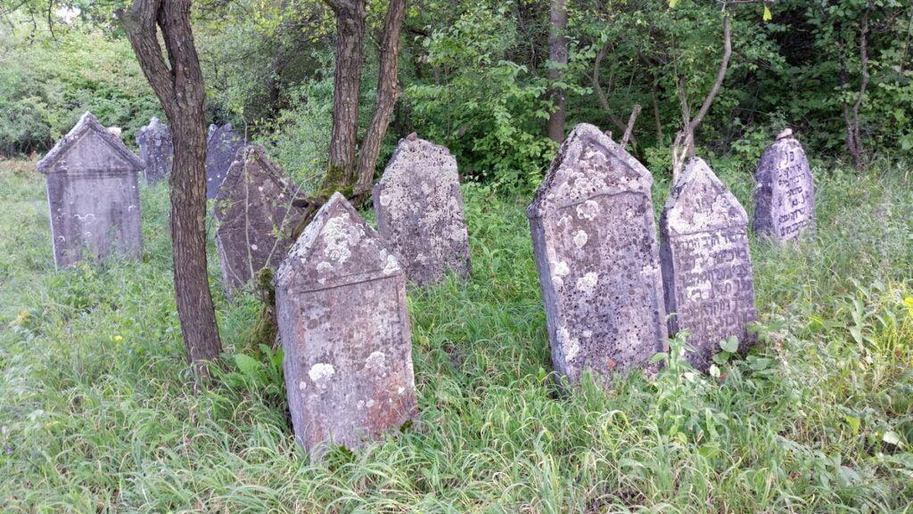 Cmentarz żydowski w Chęcinach