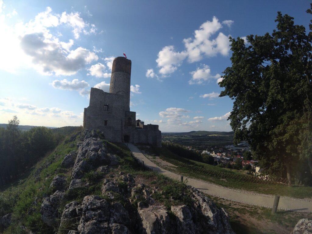 Chęciny - zamek