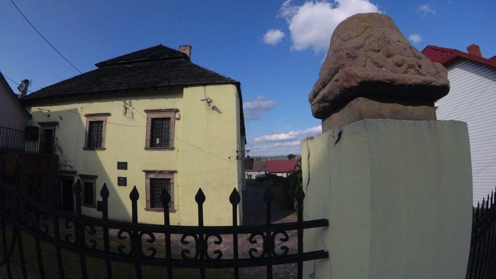 Chęciny - synagoga