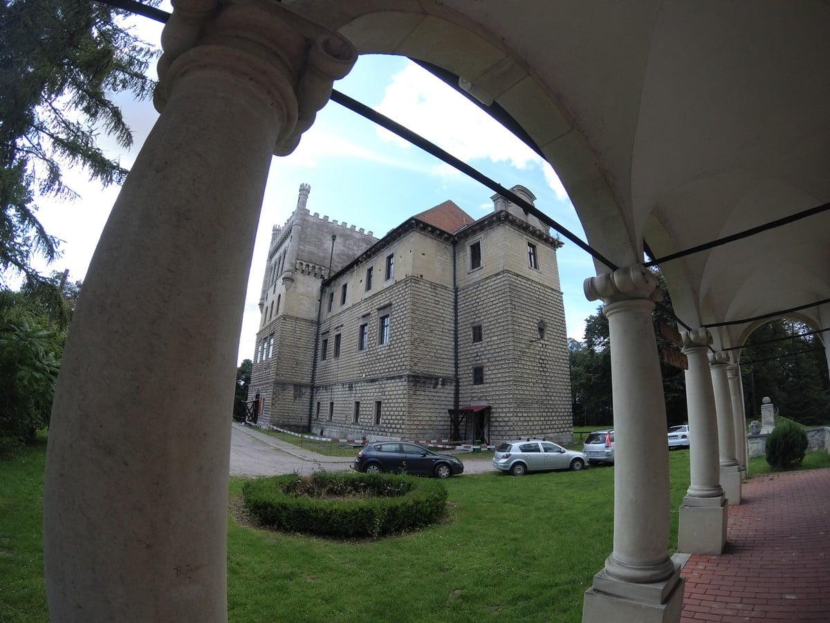 Zamek na Mirowie