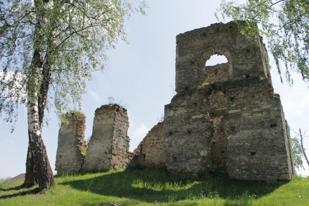 Zbór w Łapczynej Woli