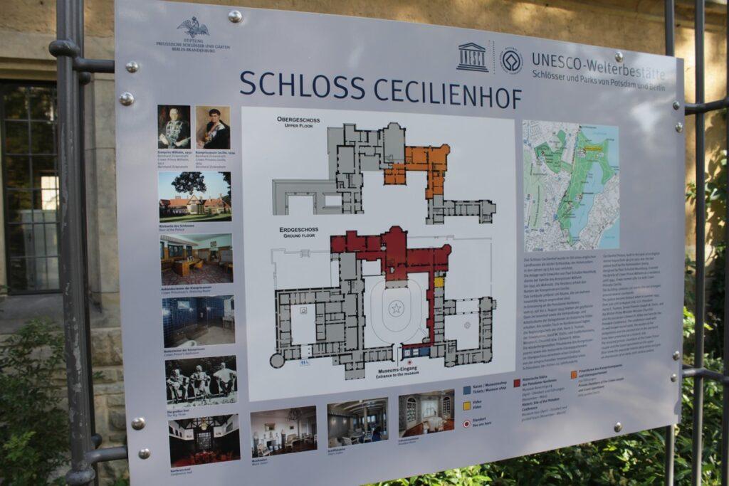 Cecilienhof - Poczdam