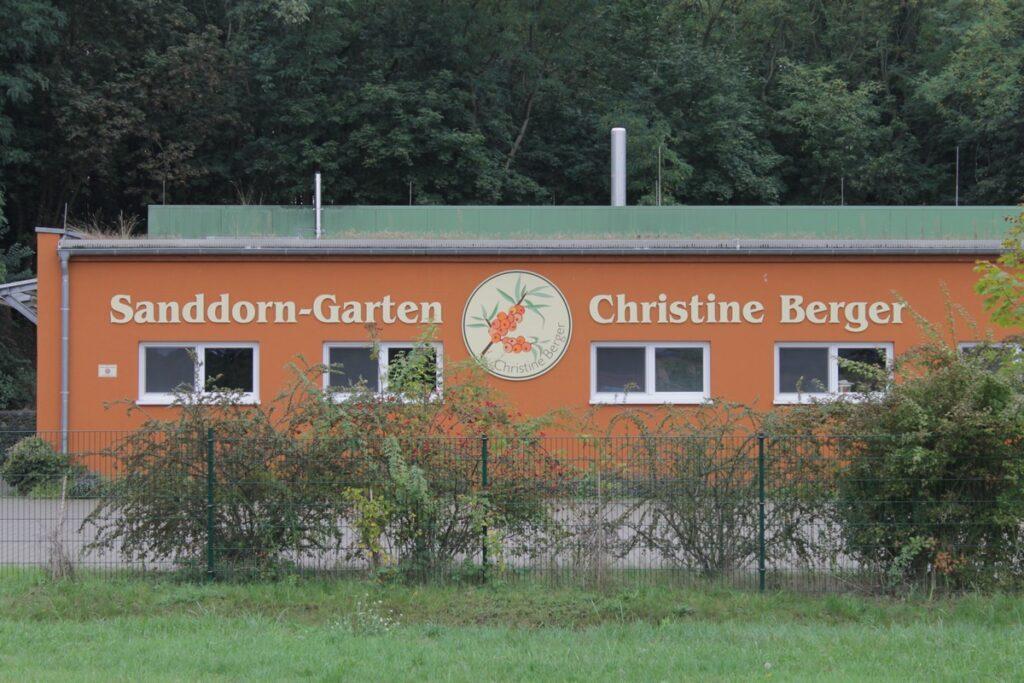 Zakład przetwórstwa rokitnika Christine Berger