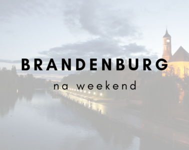 Brandenburg na weekend