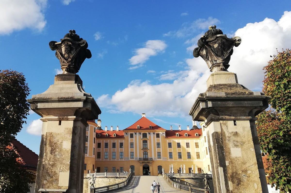 Pałac Mortizburg