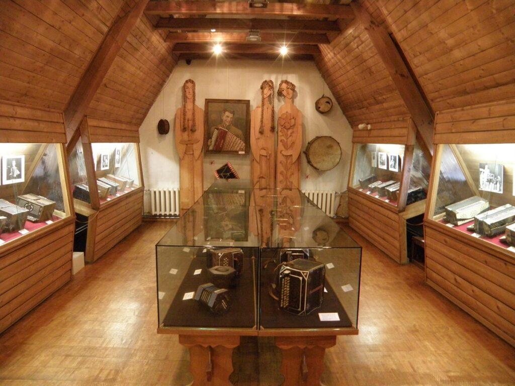 Muzeum litewskich instrumentów ludowych