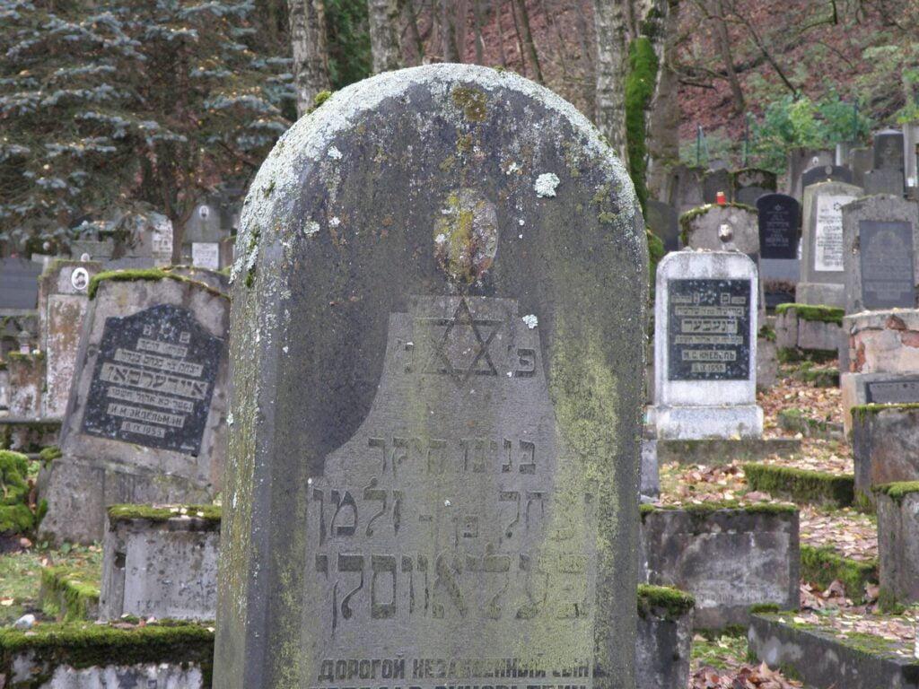 Żydzi w Kownie - Aleksotas