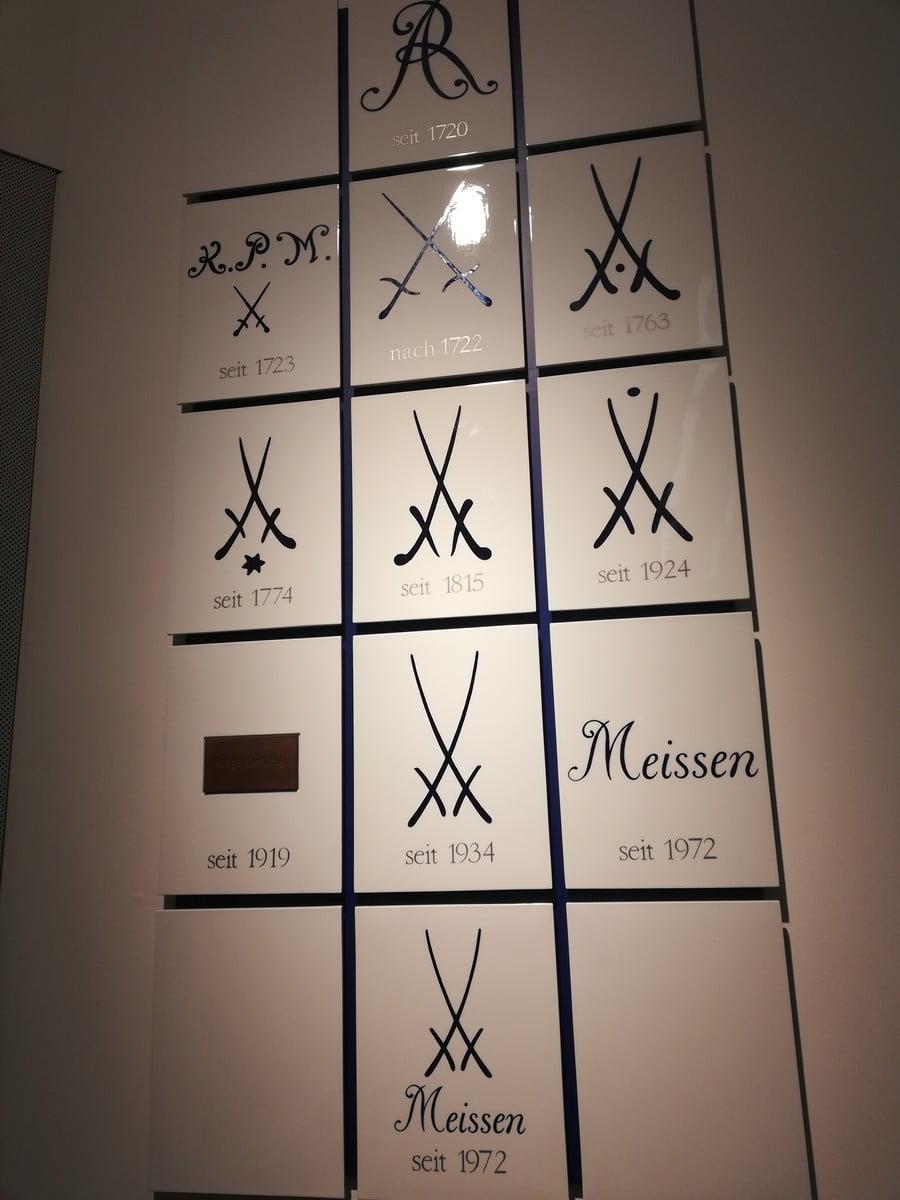 Muzeum Porcelany w Miśni - logo