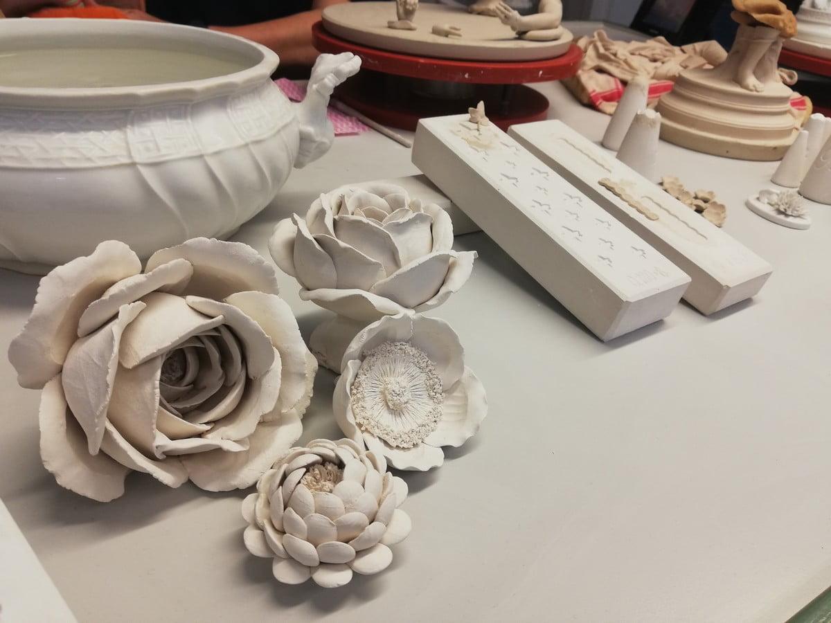 Muzeum Porcelany w Miśni - precyzyjne detale