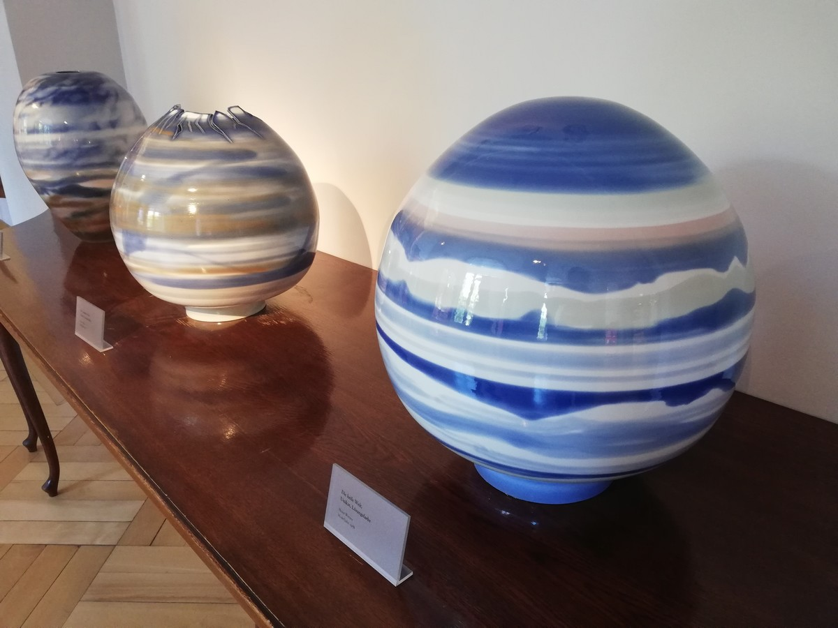 Muzeum Porcelany w Miśni - sztuka nowoczesna