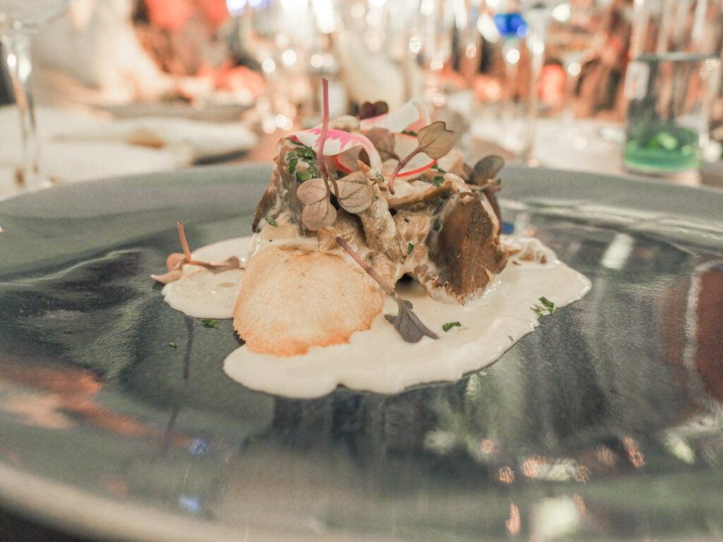 Restauracja Blue Line - kolacja degustacyjna